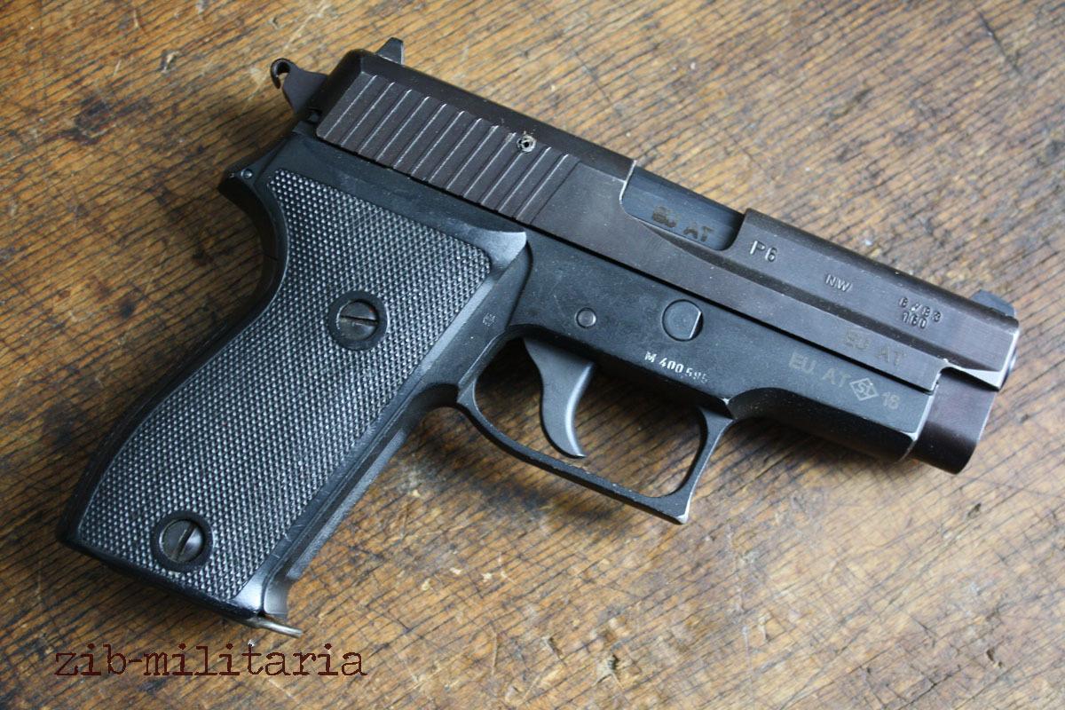 P6 Waffe