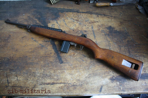 Carbine .30 M2, ex-fullauto, deactivated rifle