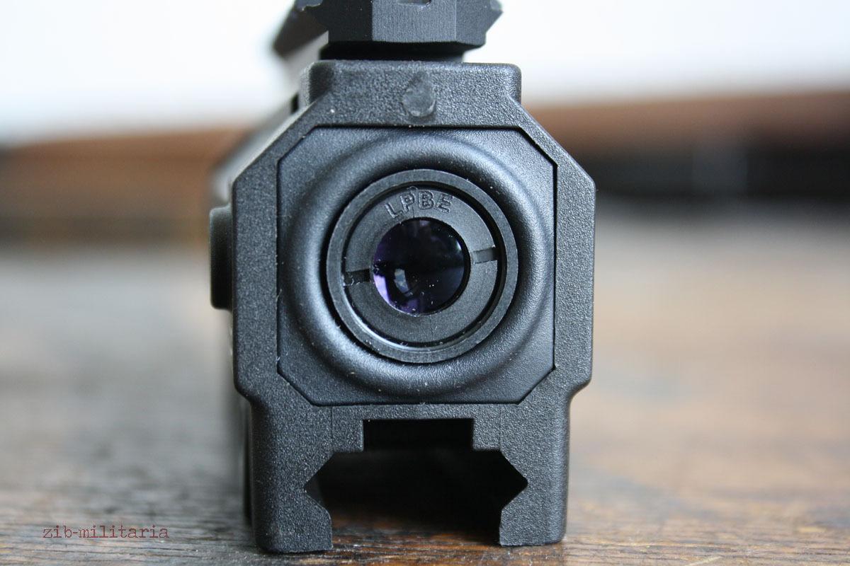 H&K Hensoldt Optics, 3x Magnification,  223 G36 HKV