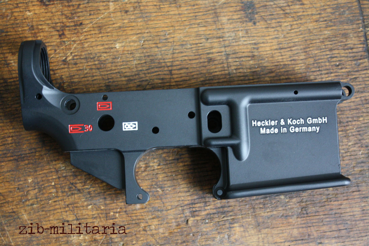 HK416 Lower, H&K Receiver Heckler&Koch Original Gun Parts