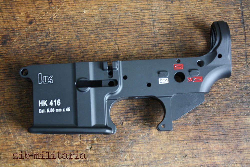 HK416 Lower, H&K Receiver Heckler&Koch Original Gun Parts