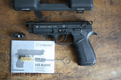 Blank-/Gas/-Signalweapons Gaspistols Blankpistol Walther Zoraki