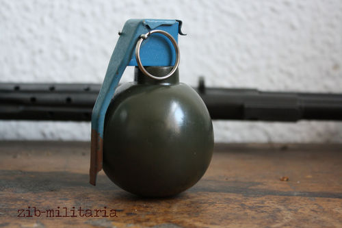"US M67 ""Baseball"" grenade decoration, WOOD"
