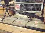 MG42/MG53, free part set without barrel + bolt head, very good