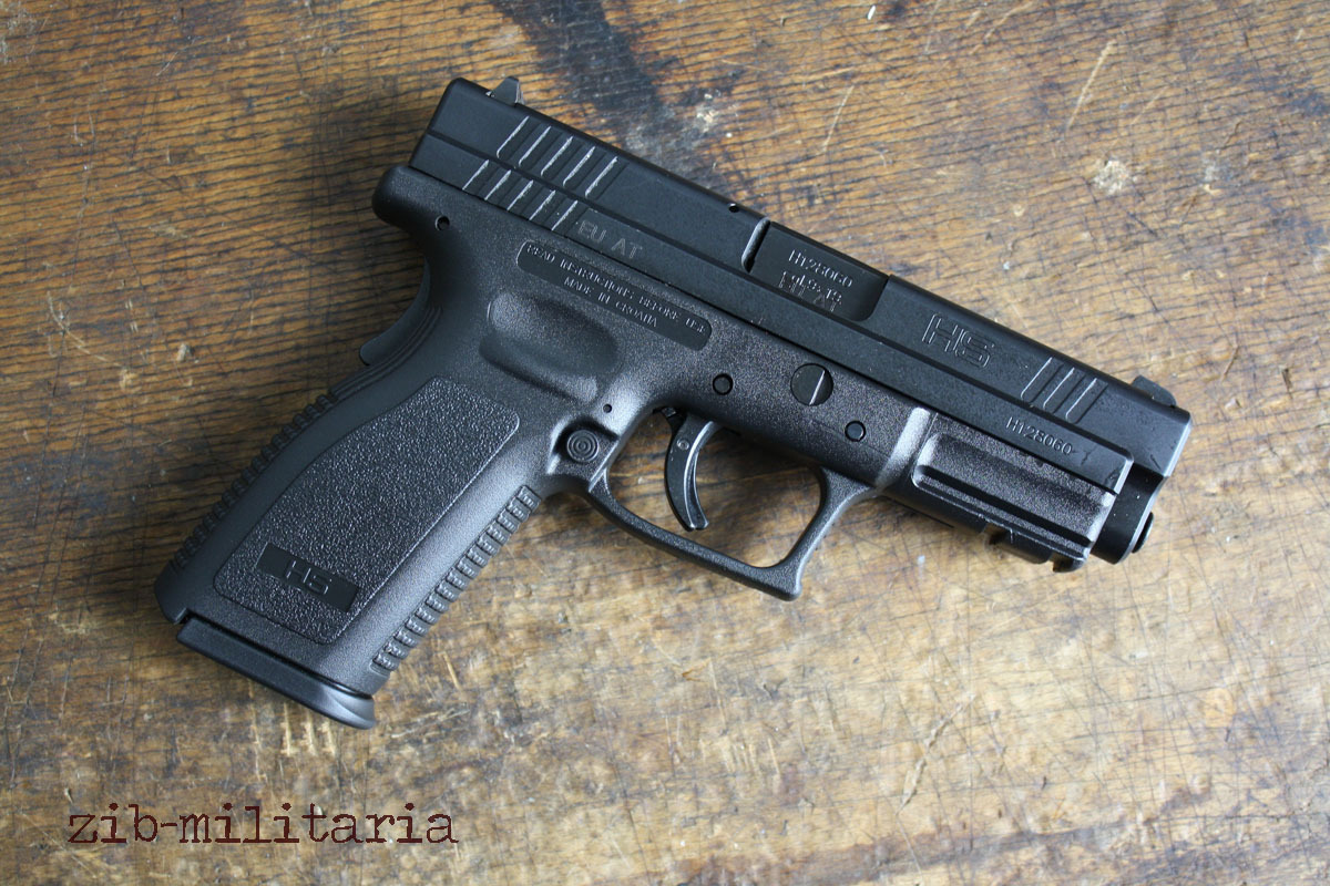 HS 2000: Preclude to the Springfield XD9 - YouTube