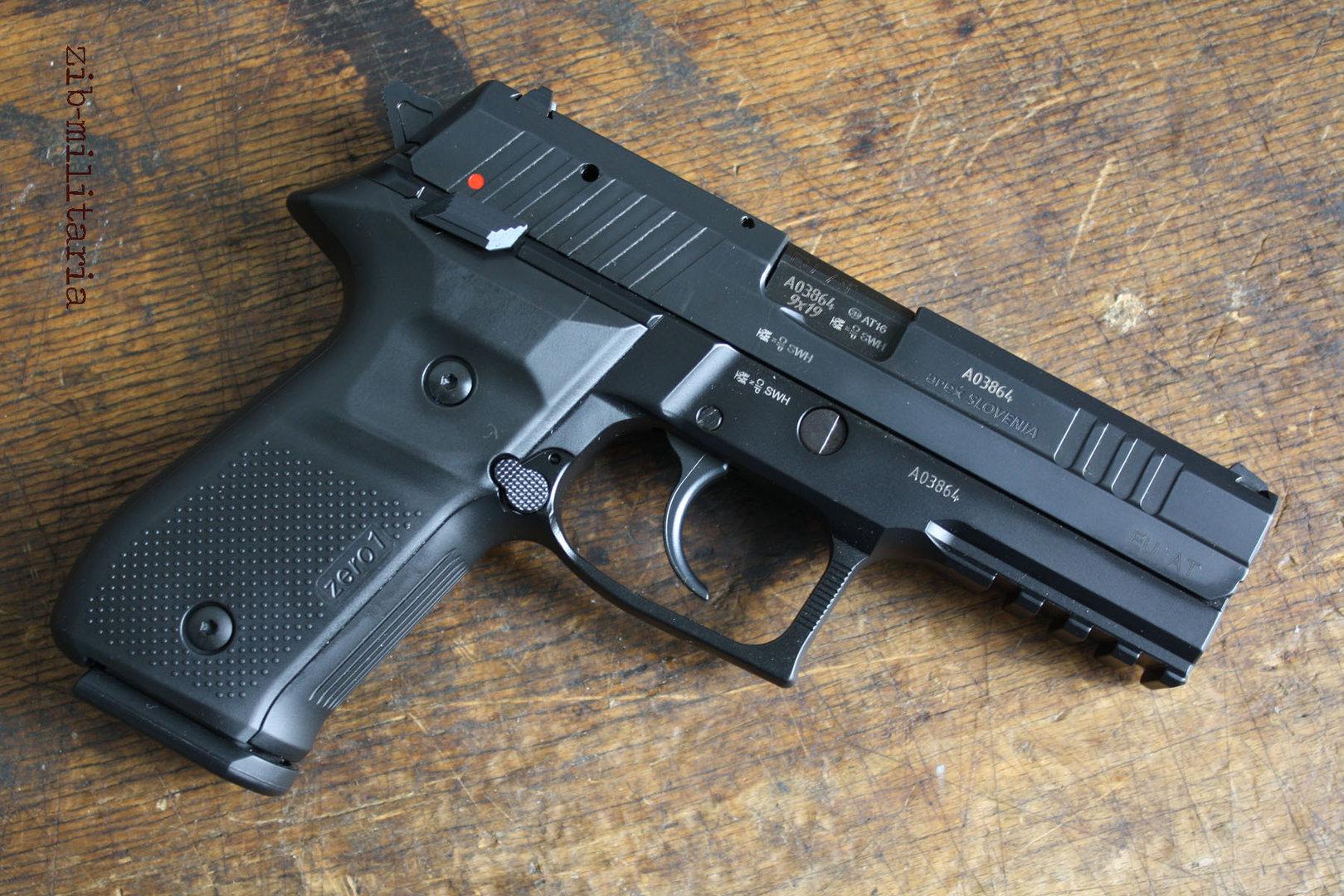 arex rex zero 1 deko pistole deaktivert filmwaffe. Black Bedroom Furniture Sets. Home Design Ideas
