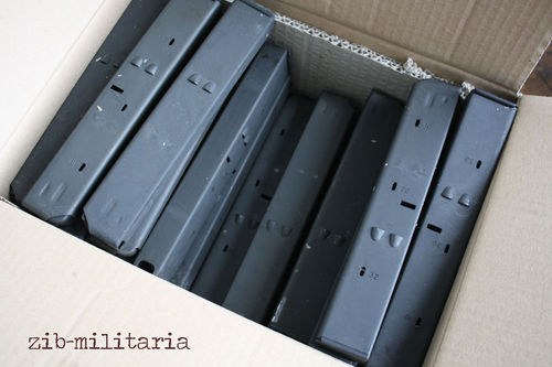 50pcs pack!!! UZI Magazin, very good/mint