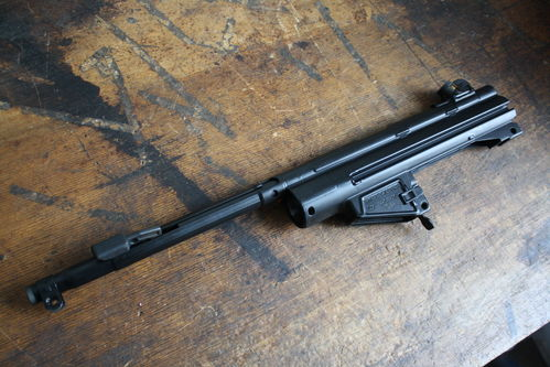 HK33 Receiver, complete with mounting parts