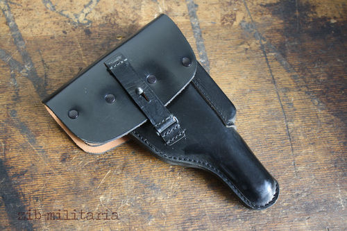 WH Holster P38, BW Surplus, made in Germany, Gut/ Sehr gut