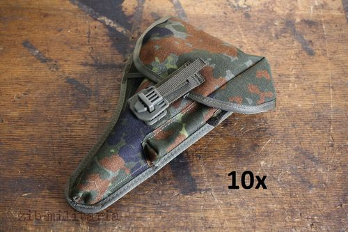 10x P1 / P38 holster pea dot, mint