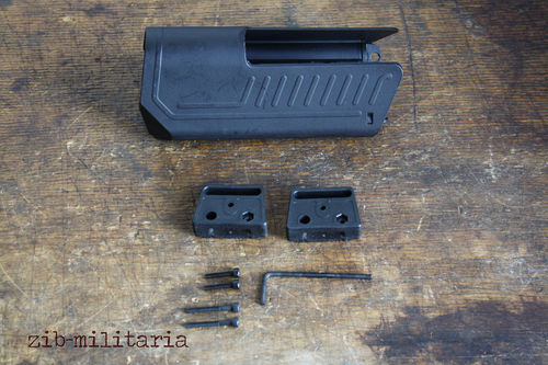 Cheek pad for stock 6-Position, collapsible, AR-15 / M16, Solid M4