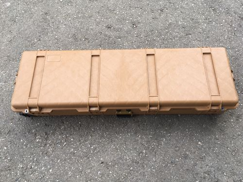 PELI G28 / General Rifle Case, H&K