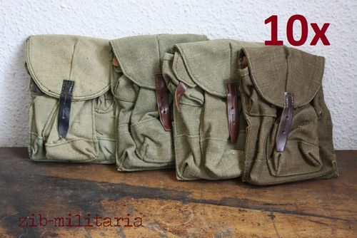 10x Mag pouch AK47, russian, special sale