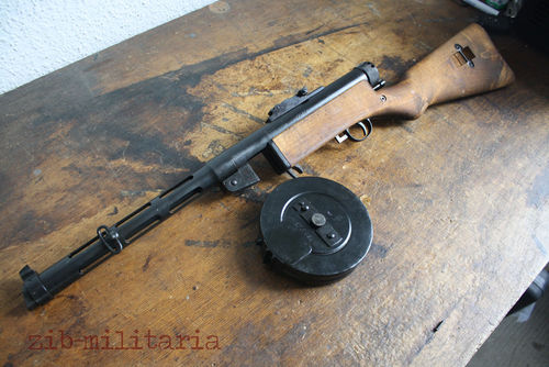 Suomi KP31 WWII, free part set, without barrel + bolt