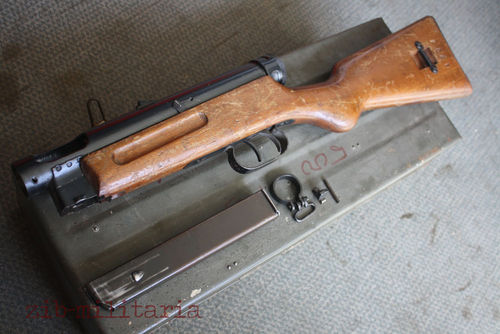 Beretta 38/44 WWII, free part set, without barrel + bolt