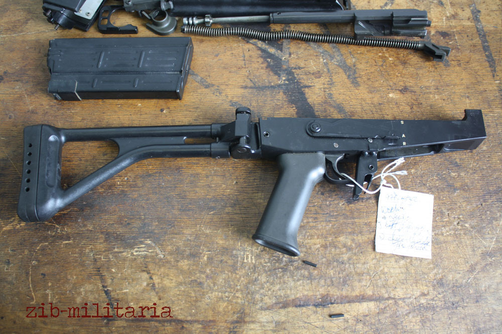 Galil A R   308, free part set, without barrel + bolt sniper rifle