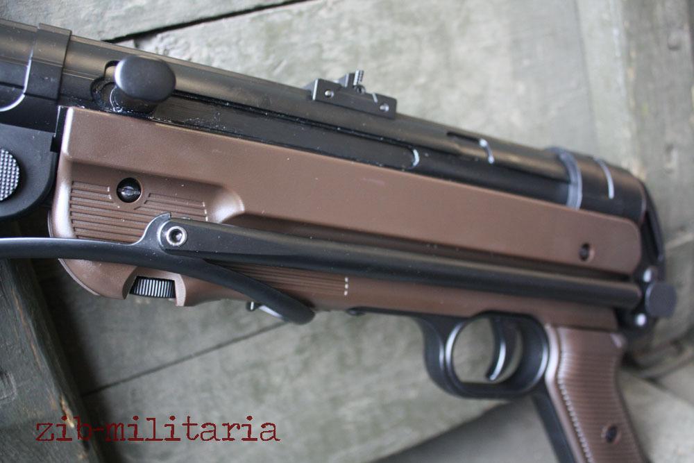 legends mp german co2 luftgewehr 4 5mm bb