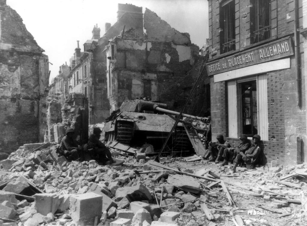 Resultado de imagen de Carentan 1944