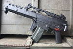 G36 H&K, version KE, free part set, without barrel + bolt