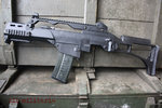 G36 H&K, version C, rail, free part set, without barrel + bolt + grip unit, clearance priced