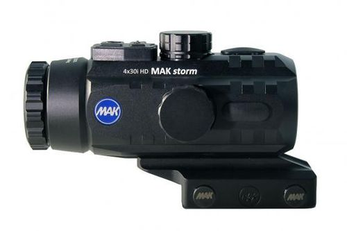 MAKstorm 4x30i HD scope, Made in Germany