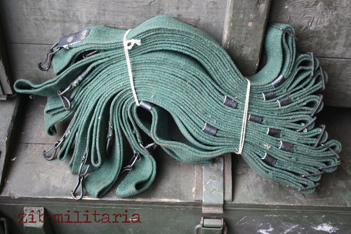 AK47 canvas sling green, very good, from Balkan lot