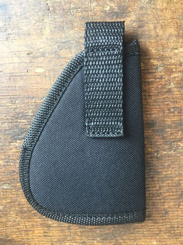 Holster for Belt, Walther PDP, Peppergun