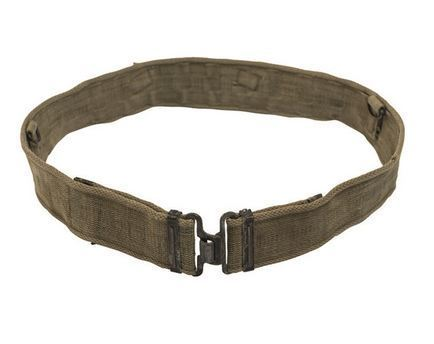 Brit. M1937 field belt, WWII