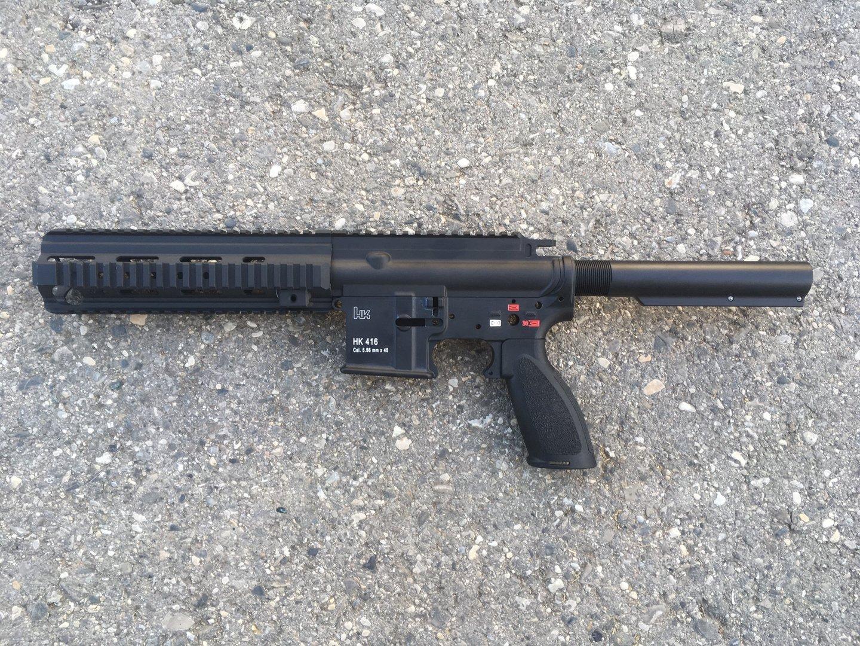Gun Parts HK416 / HK417 / MR223 / MR308 / HK33 / UMP /MSG90 H&K