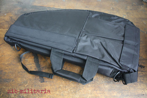 Canvas Futteral MP5, lot from a government contract, Kidon / Roni / short AR-15