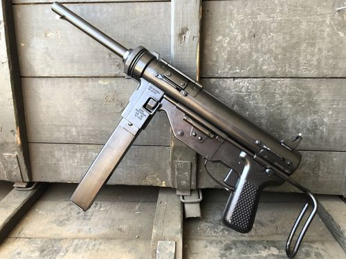 US Grease Gun M3, MP model