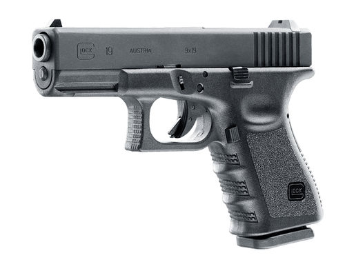 Glock 19, Blowback, Airsoft