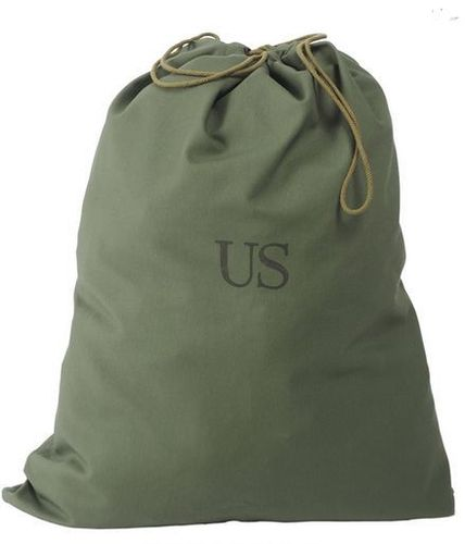 US cloth bag, 80x60cm, durable and as WWII