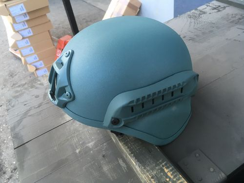Aramid Special Forces Helmet, like type MICH, from military order
