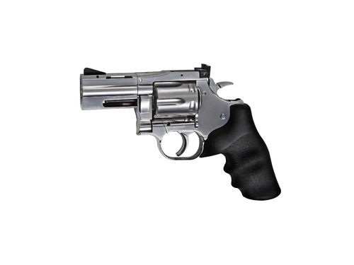 Dan Wesson Revolver 715, 2.5 Zoll, 4,5mm Diabolo (.177), CO2