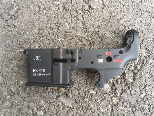 HK416 Lower PDW!!! Version, FA militärisch, H&K