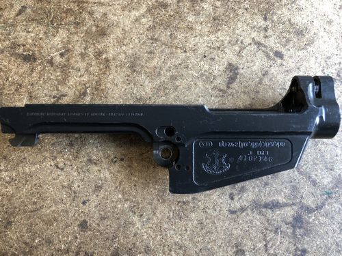 FN FAL receiver, FN made for IDF, good / very good