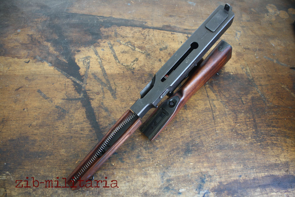 Thompson 1928 WWII, free part set, without barrel and bolt