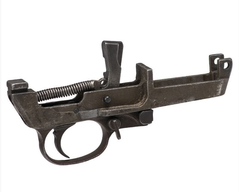 M1 Carbine trigger complete, WWII, milled housing