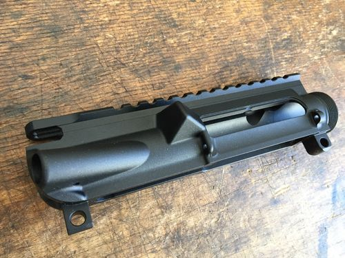AR-15 upper, empty, ZIB GmbH, made in Germany