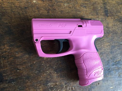 Walther PDP, Peppergun, pink, MEGA-OFFER