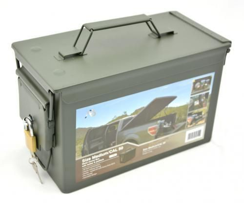 .50 cal ammo crate with lock, US Typ