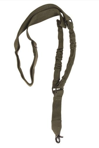 Tactical One-Point Dual-Bungee taktischer Trageriemen, Oliv