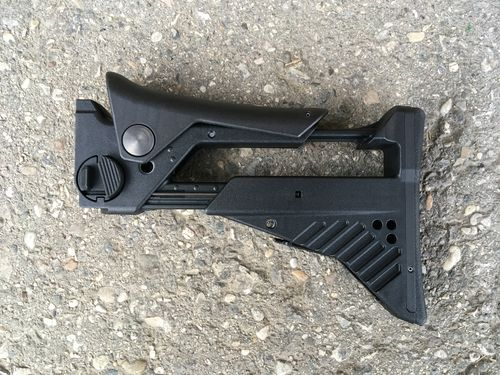 G36 adjustable stock newest generation, H&K