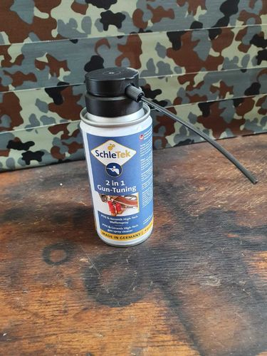 2 in 1 Gun-Tuning - SchleTek, 100ml