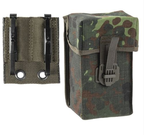 G3 H&K Mag Pouches, dot camo, with adapter